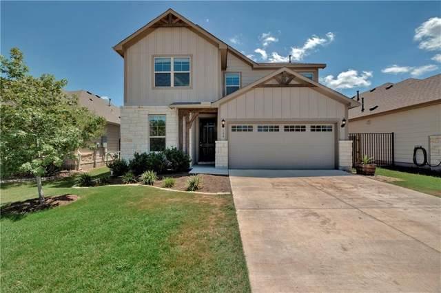 104 Fallow Cv, Georgetown, TX 78628 (MLS #7843637) :: Brautigan Realty