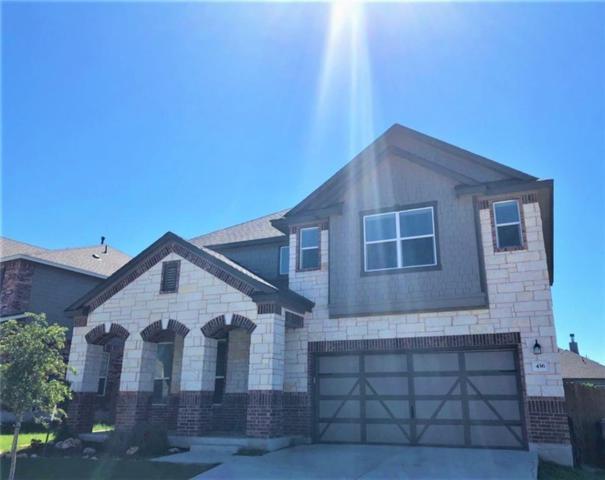 436 Sheepshank Dr, Georgetown, TX 78633 (#7844760) :: Papasan Real Estate Team @ Keller Williams Realty