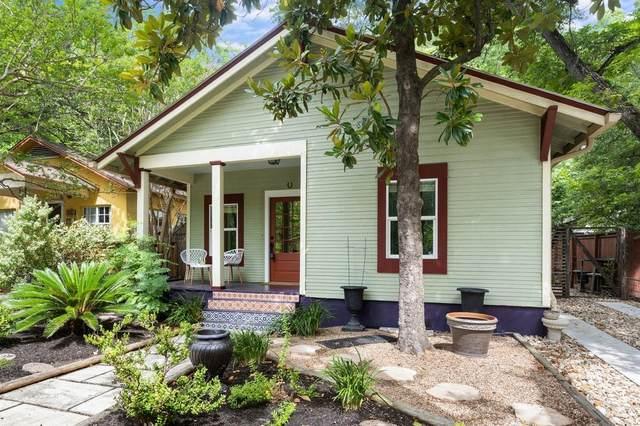 4406 Avenue D, Austin, TX 78751 (#7845323) :: Zina & Co. Real Estate