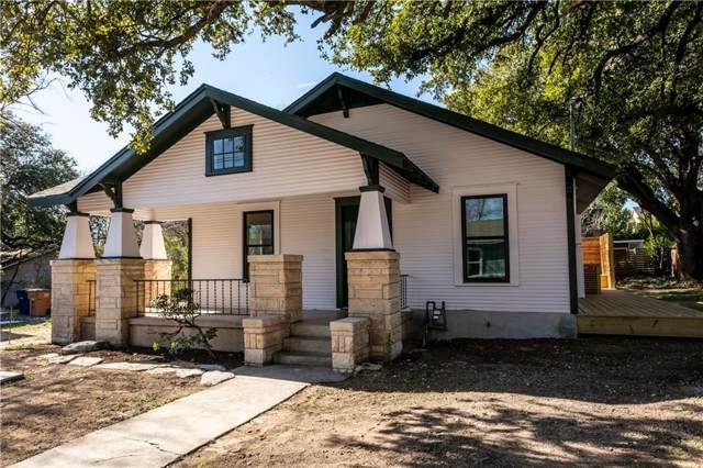 1308 Navasota St, Austin, TX 78702 (#7846839) :: RE/MAX Capital City