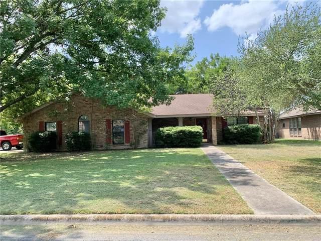 911 San Jacinto St, Lockhart, TX 78644 (#7848123) :: Papasan Real Estate Team @ Keller Williams Realty