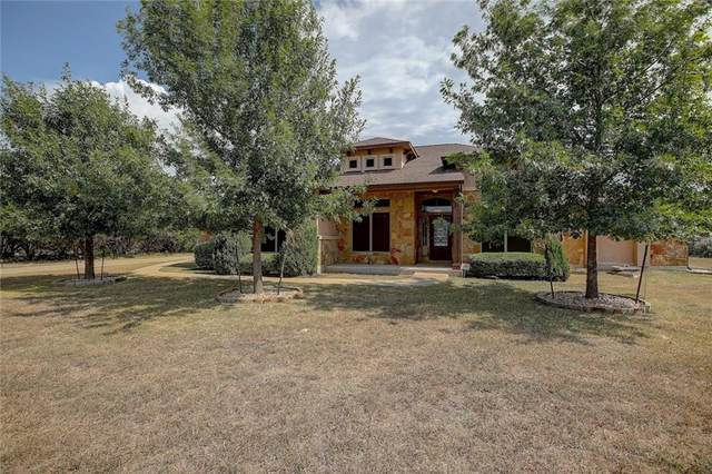 105 Sunset Rd, Georgetown, TX 78633 (#7848175) :: Papasan Real Estate Team @ Keller Williams Realty