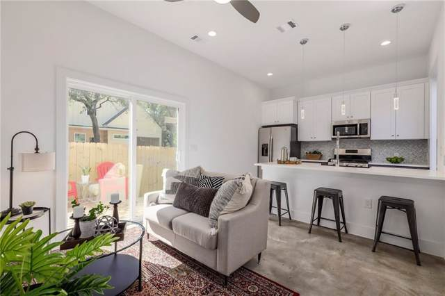 7713 Gault #2, Austin, TX 78757 (#7851901) :: The Perry Henderson Group at Berkshire Hathaway Texas Realty