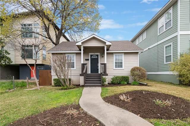 714 E 45th St, Austin, TX 78751 (#7855054) :: Papasan Real Estate Team @ Keller Williams Realty