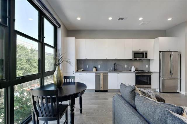 800 Embassy Dr #209, Austin, TX 78702 (#7856471) :: Front Real Estate Co.