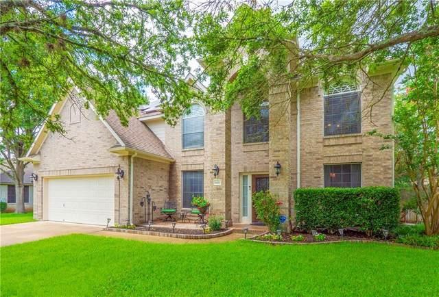 8902 Pepper Rock Dr, Austin, TX 78717 (#7857046) :: Ben Kinney Real Estate Team