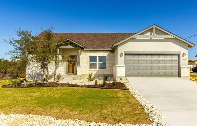 103 Clemente Zapata, Blanco, TX 78606 (#7858086) :: Papasan Real Estate Team @ Keller Williams Realty