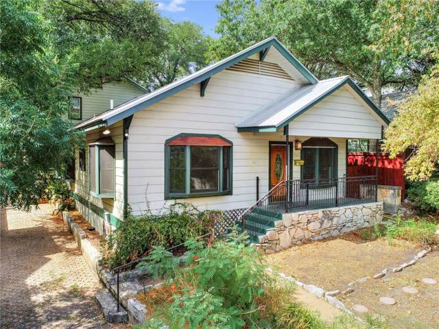 2311 W 9th St, Austin, TX 78703 (#7863642) :: The Perry Henderson Group at Berkshire Hathaway Texas Realty