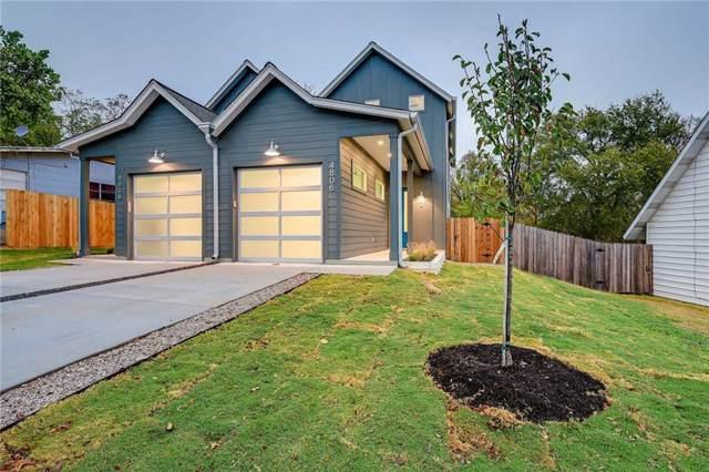 4806 Ribbecke Ave #2, Austin, TX 78721 (#7863988) :: Kourtnie Bertram | RE/MAX River Cities