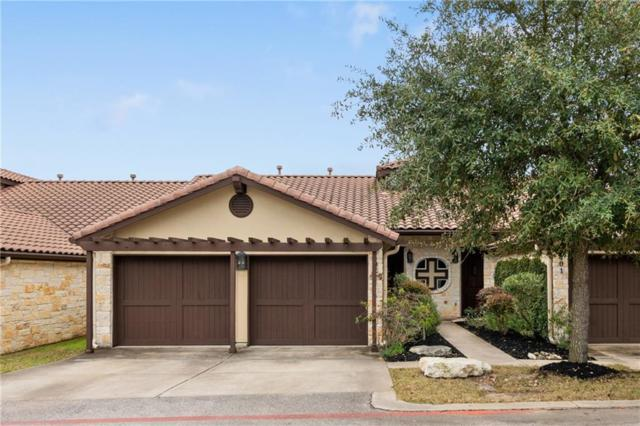 2601 N Quinlan Park Rd #402, Austin, TX 78732 (#7864903) :: Papasan Real Estate Team @ Keller Williams Realty