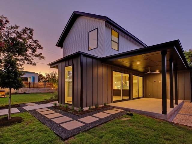 3300 Denver Ave, Austin, TX 78723 (#7865777) :: Ben Kinney Real Estate Team