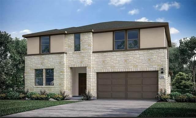 1002 Sandra Ann Way, Hutto, TX 78634 (#7866183) :: Papasan Real Estate Team @ Keller Williams Realty