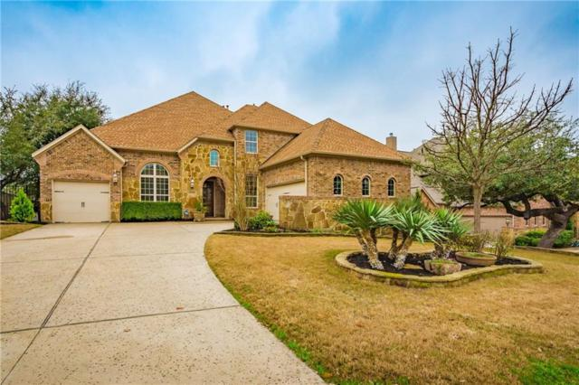 17116 Rush Pea Cir, Austin, TX 78738 (#7866508) :: The Heyl Group at Keller Williams