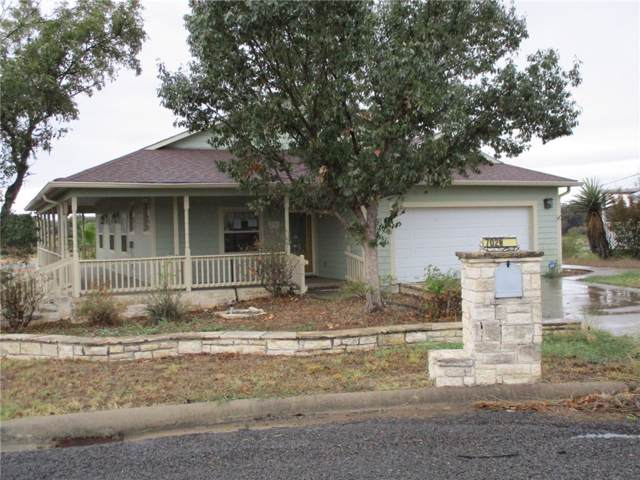 702 W Ellis St, Llano, TX 78643 (#7866960) :: The Gregory Group