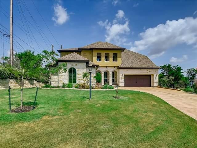 215 Woodlands Ct, Lakeway, TX 78738 (#7868152) :: Papasan Real Estate Team @ Keller Williams Realty