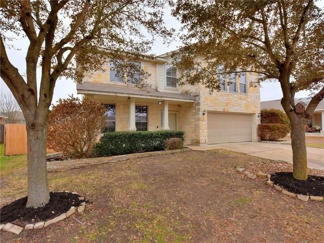 1009 Sweet Leaf Ln, Pflugerville, TX 78660 (#7870178) :: Zina & Co. Real Estate