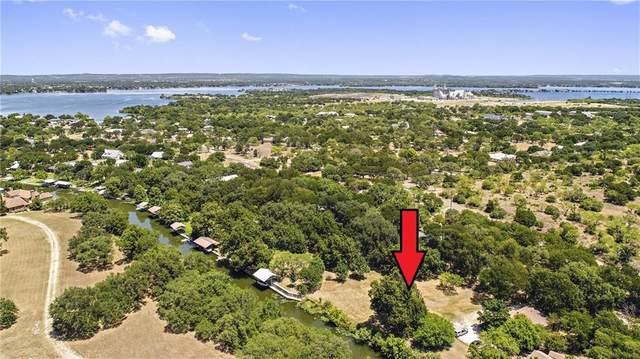 Lots 14, 15, 16 Pecan Creek Drive, Horseshoe Bay, TX 78657 (#7871149) :: Zina & Co. Real Estate