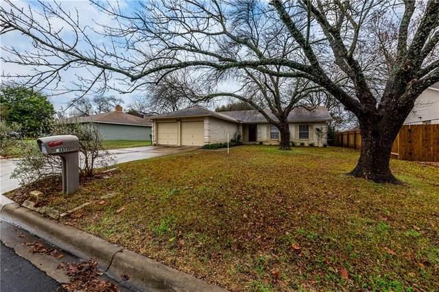 1005 Ridgeline Dr, Round Rock, TX 78664 (#7871476) :: Papasan Real Estate Team @ Keller Williams Realty