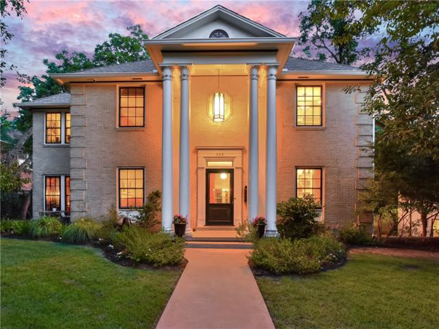 903 W 18th St N, Austin, TX 78701 (#7872442) :: The Gregory Group