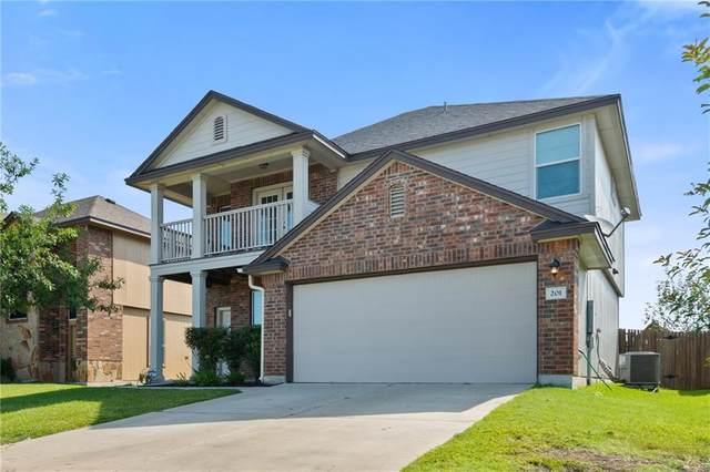 201 Geode Ln, Jarrell, TX 76537 (#7873463) :: Papasan Real Estate Team @ Keller Williams Realty