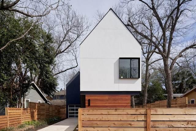 2211 S 2nd St, Austin, TX 78704 (#7873492) :: Papasan Real Estate Team @ Keller Williams Realty