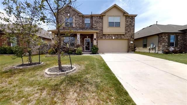 8008 Gato Ln, Round Rock, TX 78665 (#7874776) :: Papasan Real Estate Team @ Keller Williams Realty
