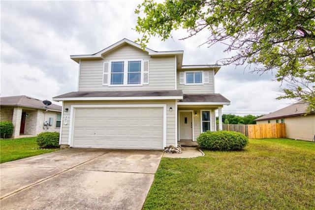 307 Creek Ledge Dr, Hutto, TX 78634 (#7875428) :: The Heyl Group at Keller Williams