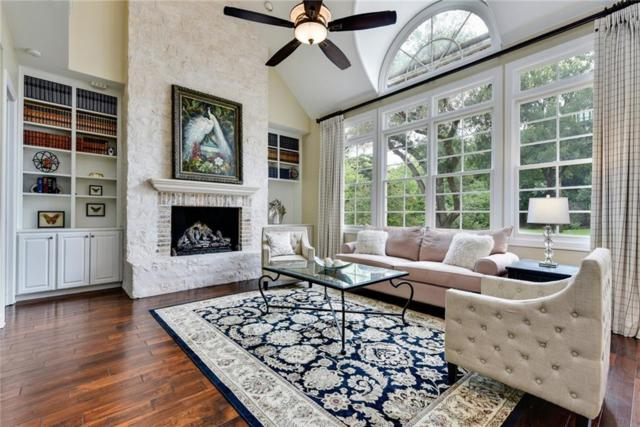 107 Parkwood Ct, West Lake Hills, TX 78746 (#7875820) :: The Heyl Group at Keller Williams