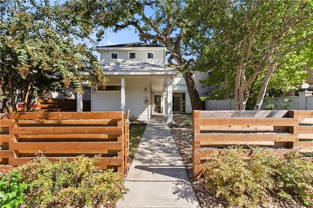 610 W 33rd St, Austin, TX 78705 (#7877807) :: The Perry Henderson Group at Berkshire Hathaway Texas Realty