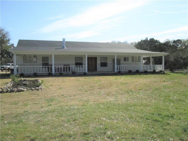 810 N Oak Vista Dr, Burnet, TX 78611 (#7880994) :: Zina & Co. Real Estate