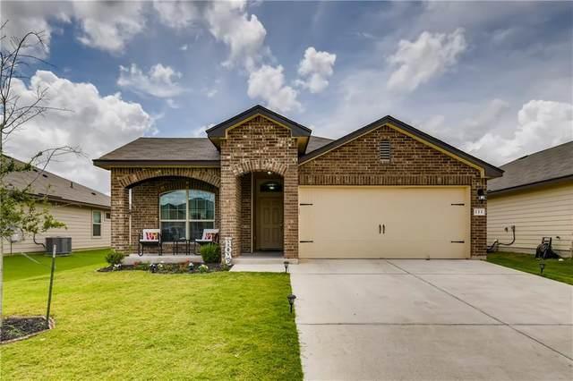 111 Lillian Dr, Taylor, TX 76574 (#7882891) :: Papasan Real Estate Team @ Keller Williams Realty