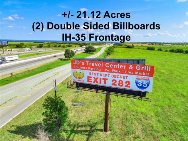 000 Cr 304 / Ih35, Jarrell, TX 76537 (#7882980) :: The Perry Henderson Group at Berkshire Hathaway Texas Realty