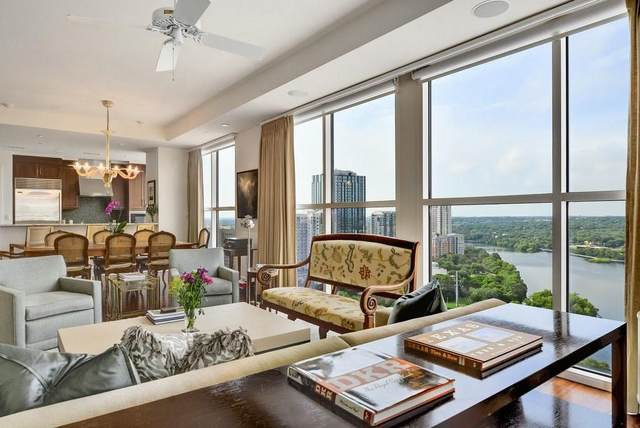 98 San Jacinto Blvd #2001, Austin, TX 78701 (#7885906) :: Service First Real Estate