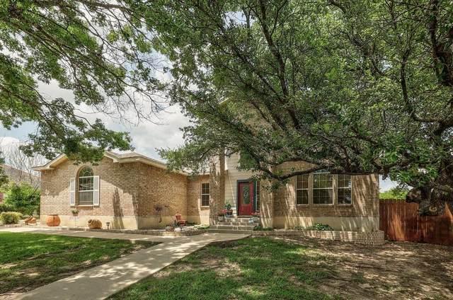 287 Trails End Dr, Killeen, TX 76543 (#7887402) :: Ben Kinney Real Estate Team