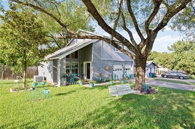 2706 Channing Cir, Austin, TX 78745 (#7889972) :: Green City Realty