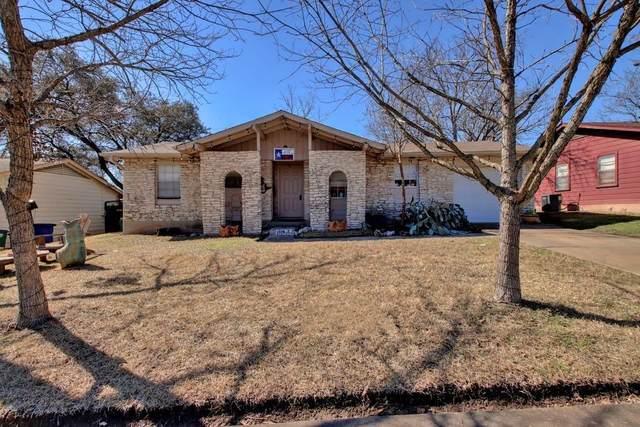 1119 Plymouth Dr, Austin, TX 78758 (#7890593) :: Papasan Real Estate Team @ Keller Williams Realty