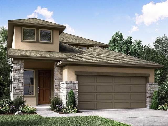 409 Serpens St, Georgetown, TX 78628 (#7891315) :: Ben Kinney Real Estate Team