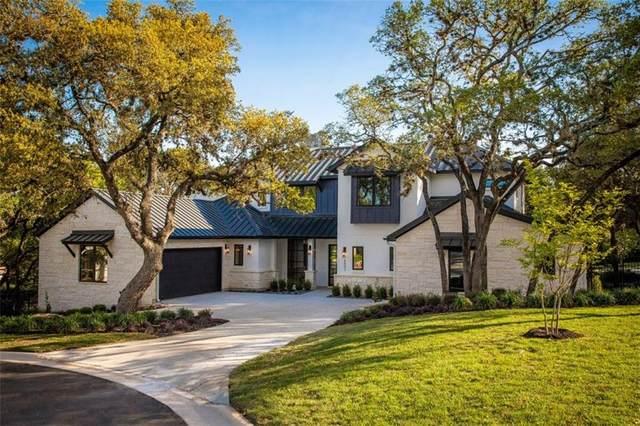 4403 Silent Trail, Austin, TX 78746 (#7891529) :: Watters International