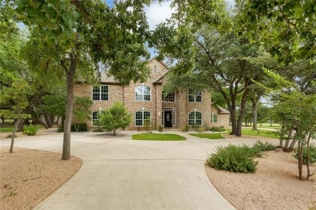 116 Haneman Cv, Leander, TX 78641 (MLS #7893107) :: Vista Real Estate