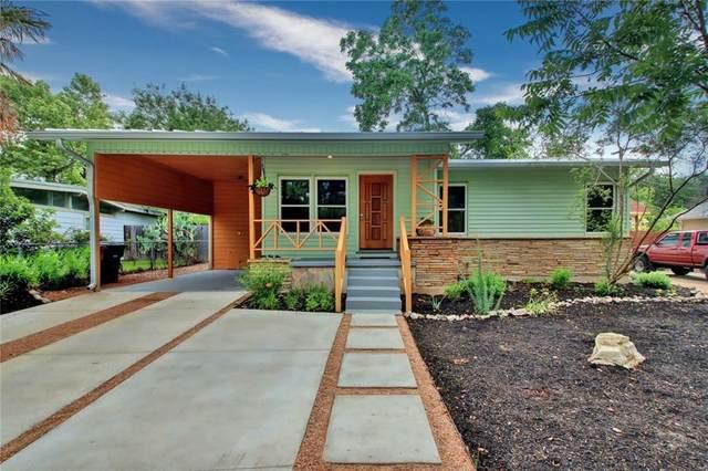 702 W Crestland Dr, Austin, TX 78752 (#7895290) :: Papasan Real Estate Team @ Keller Williams Realty