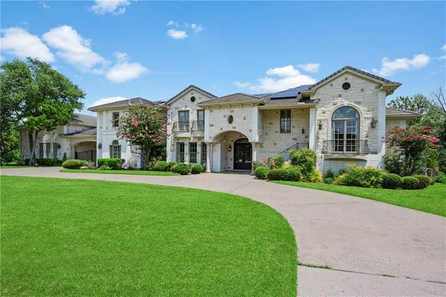 3813 Travis Country Cir, Austin, TX 78735 (#7897459) :: Papasan Real Estate Team @ Keller Williams Realty