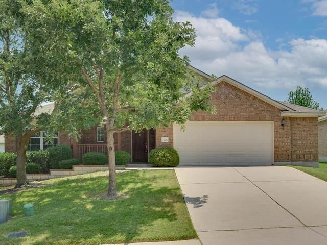 1305 Clary Sage Loop, Round Rock, TX 78665 (MLS #7899317) :: Vista Real Estate