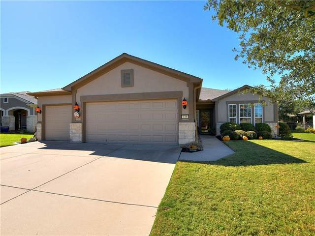 129 Mountain Creek Pass, Georgetown, TX 78633 (#7900076) :: The Summers Group
