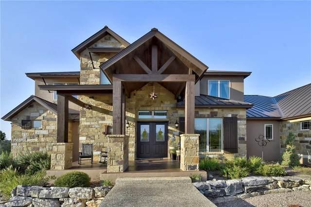 264-288 River Cliff Pl, Spring Branch, TX 78070 (#7900471) :: Papasan Real Estate Team @ Keller Williams Realty