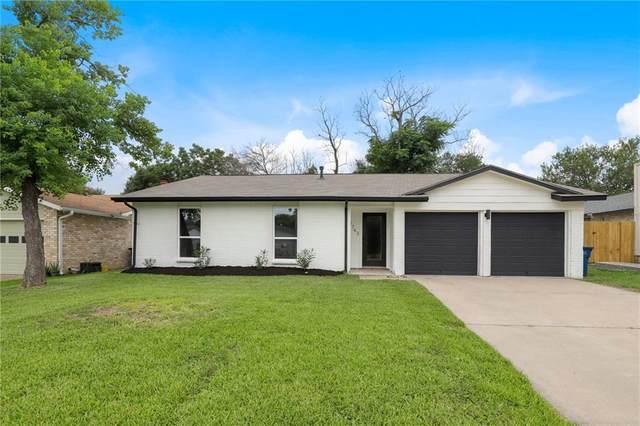 1743 Cricket Hollow Dr, Austin, TX 78758 (#7900772) :: Papasan Real Estate Team @ Keller Williams Realty