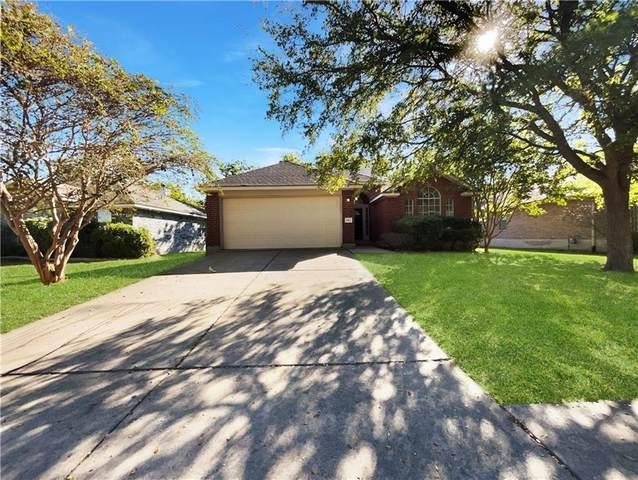 2512 Willow Way, Round Rock, TX 78664 (#7903096) :: Papasan Real Estate Team @ Keller Williams Realty