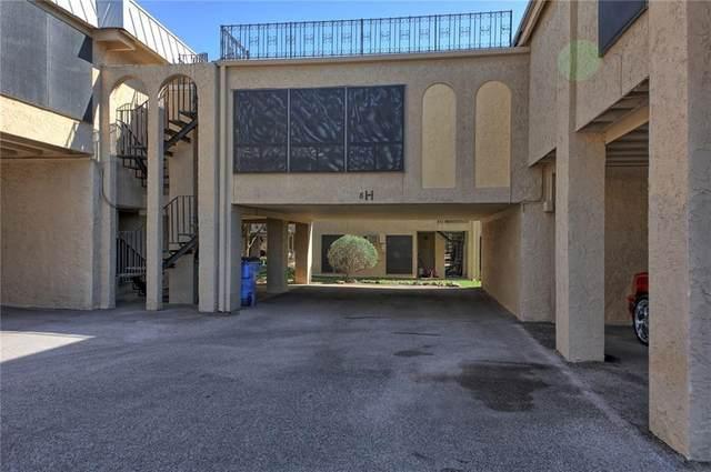 5804 Circulo Dr 8H DOWNSTAIRS, Lago Vista, TX 78645 (#7903874) :: Ben Kinney Real Estate Team