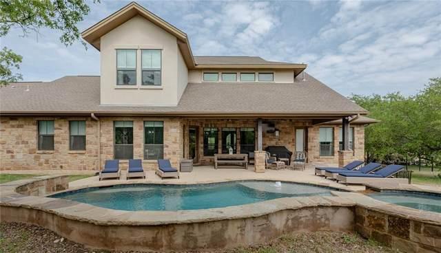 125 Summer Oak Ct, Georgetown, TX 78628 (#7904441) :: Azuri Group | All City Real Estate