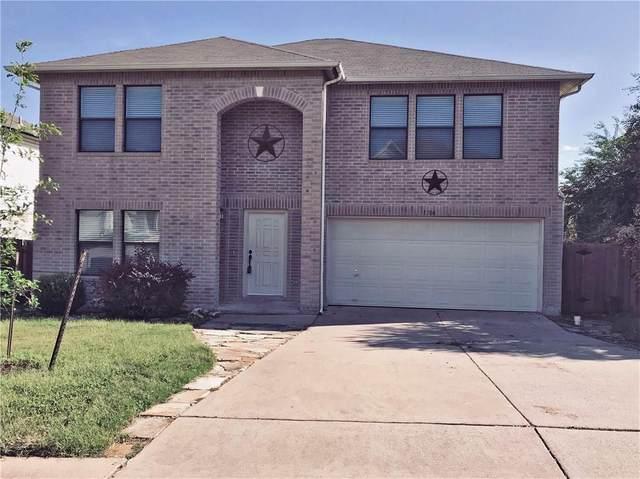1706 Ruthie Run, Cedar Park, TX 78613 (#7905457) :: RE/MAX Capital City