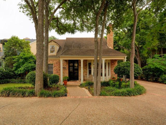 3317 Windsor Rd, Austin, TX 78703 (#7906546) :: The Perry Henderson Group at Berkshire Hathaway Texas Realty